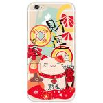 เคสเหมียวกวักญี่ปุ่น 3 - iPhone 6+