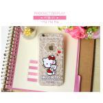 เคสลายคิตตี้ Kitty1 (เคสยาง) - iPhone6+