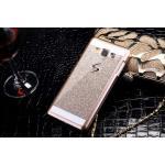 เคสกากเพชร สีทอง (เคสแข็ง) - Galaxy A7