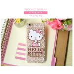 เคสลายคิตตี้ Kitty8 (เคสยาง) - iPhone6+