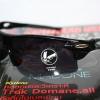 Cycling Sports Glasses uv400 กรอบสีดำ เลนส์สีดำ
