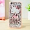 ลายคิตตี้ 2 (ขอบยางหนา) - iPhone6 / 6S