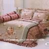 ชุดเครื่องนอน ชุดผ้าปูที่นอน ทิวลิป-tulip ลายดอกไม้ รุ่น 640