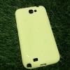 เคสสีสดใส (เคสยาง) - Galaxy Note2