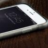 เคสลายสี่เหลี่ยม (เคสยางหนามาก) - iPhone5