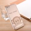 เคสลายการ์ตูนสีทอง (เคสแข็ง) - iPhone5