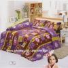 ชุดเครื่องนอน ชุดผ้าปูที่นอน ทิวลิป-tulip ลายกราฟฟิก รุ่น 701