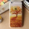 เคสลายธรรมชาติ (เคสยาง) - iPhone6