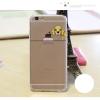 เคสลายสุนัข (เคสยาง) - iPhone6
