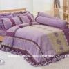 ชุดเครื่องนอน ผ้าปูที่นอน ทิวลิป-tulip ลายดอกไม้ รุ่น 685