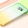 เคสใส สีต่างๆ (เคสยาง) - Galaxy S6