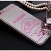 ยาง - คิตตี้ โดเรม่อน กระจก - เคส iPhone 6 Plus / 6S Plus