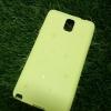 เคสสีสดใส (เคสยาง) - Galaxy Note3