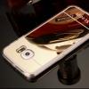 เคสกระจกเงา (เคสยาง) - Galaxy S6 Edge