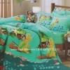 ชุดเครื่องนอน ผ้าปูที่นอน ลายการ์ตูน ทิงเกอร์เบลล์ Tinkerbell รุ่นWD005