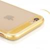 เคสใส ขอบกากเพชร (เคสยาง) - iPhone6