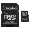 ไมโครเอสดีการ์ด ยี่ห้อ Kingston ความจุ 16 GB