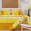 ชุดเครื่องนอน ผ้าปูที่นอน ทิวลิป-ดีไลท์ Tulip-Delight รหัส DL001