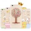 เคสลายการ์ตูน 27แบบ (ยางใส) - iPhone6