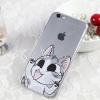 ยาง - แมวจี้ โตโตโร่ มารูโกะ - เคส iPhone 6 / 6S