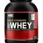 OPTIMUM Whey Protein Gold -Delicious Strawberry