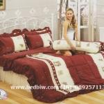ชุดเครื่องนอน ชุดผ้าปูที่นอน ทิวลิป-tulip รุ่น 481