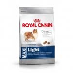 Royal Canin MAXI LIGHT อาหารแบบเม็ด สำหรับสุนัขโต พันธุ์ใหญ่ สูตรควบคุมน้ำหนัก