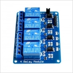 4 Channel Relay (10A)