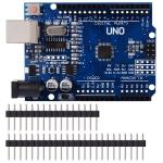 Arduino UNO R3 (ชิปแบบ SMD) + แถมสาย USB