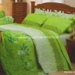 ชุดเครื่องนอน ชุดผ้าปูที่นอน เจสสิก้า JESSICA ลายดอกไม้ รุ่นJ159