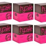 กาแฟ hycafe (ไฮคาเฟ่) 5 กล่อง แถม 1 กล่อง