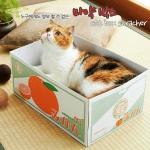 กล่องส้มญี่ปุ่น ลับเล็บแมว
