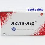 Acne Aid Bar Soap 100g (สบู่ก้อน)
