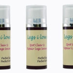 pack 3, Legs i Love : Extra Spot Clear & Repair Legs serum 120 ml.