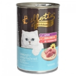 Bellotta เบลลอตต้า อาหารแมวสำเร็จรูป ทูน่าในน้ำแกรวี่ 400g