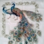 ดอกไม้ครอสติสจีนพิมพ์ลาย thumbnail 44