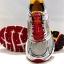 เชือกรองเท้าวิ่ง LOCK LACES สีแดง ล็อคแน่น ไม่ต้องผูกเชือกรองเท้า thumbnail 7