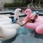 ห่วงยางเล่นน้ำหงส์ขาว บิ๊กไซส์ Gian Swan Inflatable thumbnail 3