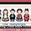 ชุดแต่งงานเกาหลี ครอสติสจีนพิมพ์ลาย thumbnail 1