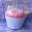 เทียนสตอเบอร์รี่ คัพเค้กในถ้วยพลาสติก thumbnail 2