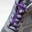 เชือกรองเท้าวิ่ง LOCK LACES สีม่วง ล็อคแน่น ไม่ต้องผูกเชือกรองเท้า thumbnail 4