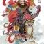 เทพกวนอู ครอสติสจีนพิมพ์ลาย งานฝีมือ thumbnail 1