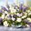ดอกไม้ครอสติสจีนพิมพ์ลาย thumbnail 1