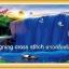 วิวน้ำตกครอสติสจีนพิมพ์ลาย thumbnail 1