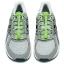 เชือกรองเท้าวิ่ง LOCK LACES สีเขียว ล็อคแน่น ไม่ต้องผูกเชือกรองเท้า thumbnail 5