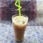 เทียนกาแฟเย็น 1 แก้ว ขนาด 7x7x13 cm thumbnail 3