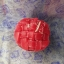 เทียนหอมคัพเค้กสตอเบอร์รี่สานหน้าเค้ก thumbnail 1