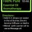 เปปเปอร์มิ้นท์ น้ำมันหอมระเหย 10 มล. Peppermint 100%Pure Essential oil 10 ml. thumbnail 4