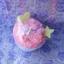 เทียนสตอเบอร์รี่ คัพเค้กในถ้วยพลาสติก thumbnail 1
