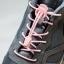 เชือกรองเท้าวิ่ง LOCK LACES สีชมพูอ่อน ล็อคแน่น ไม่ต้องผูกเชือกรองเท้า thumbnail 5